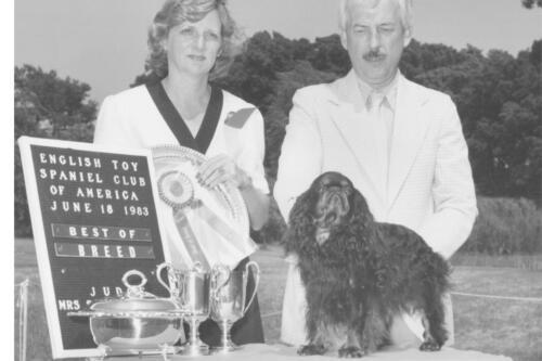 1983 Best of Breed Winner