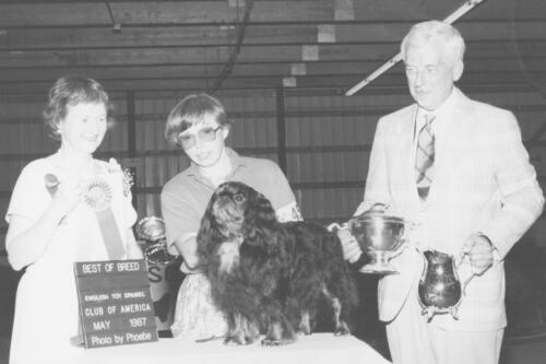 1987 Best of Breed Winner