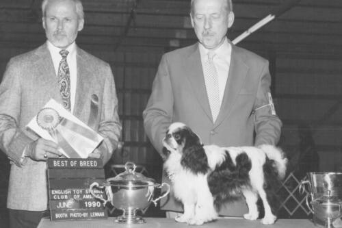 1990 Best of Breed Winner