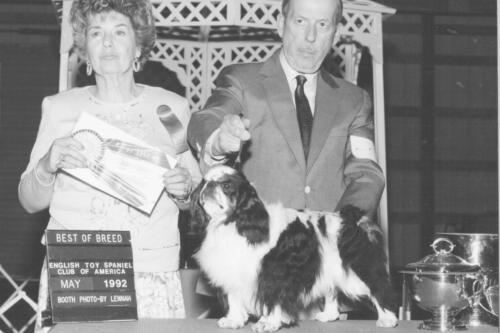 1992 Best of Breed Winner