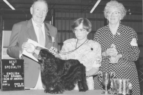 1994 Best of Breed Winner
