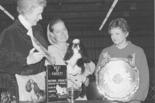 1997 Best of Breed Winner